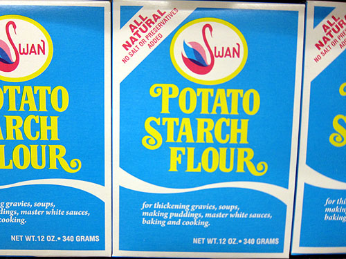 [Swan potato starch]