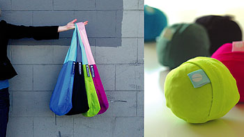 not martha — flip & tumble reusable shopping bags