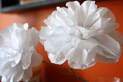Not martha simple and charming tissue paper flowers simple and charming tissue paper flowers mightylinksfo