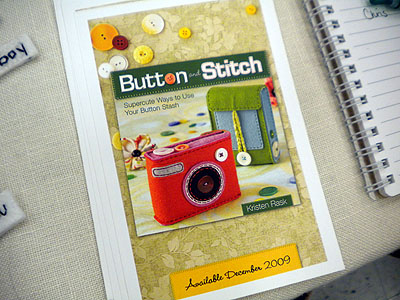 Button and Stitch book by Kristen Rask