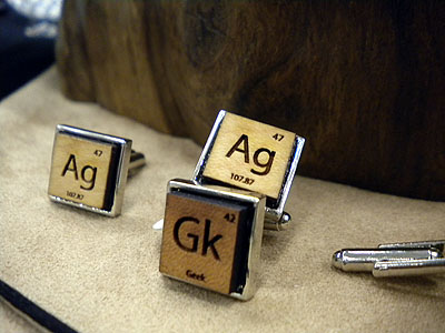 Polymath Design Lab cufflinks