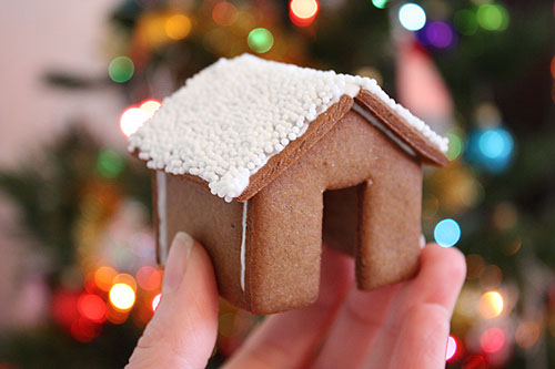 recipe: small gingerbread house recipe [34]