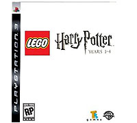 Lego Harry Potter video game for the PS3