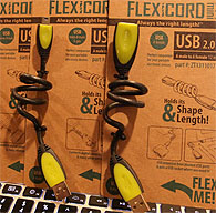 Flexicord USB cord