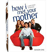 How I Met Your Mother DVD Season One