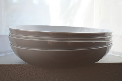 Plate Bowl!