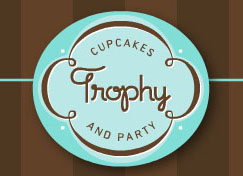 Trophy Cupcakes logo