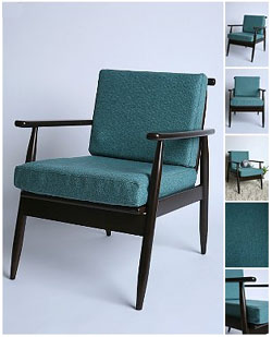 Midcentury Chair from Urban Outfitters