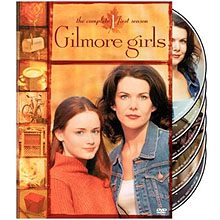 Gilmore Girls DVD