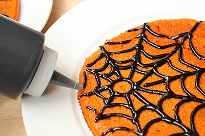 Halloween pancakes from notmartha.org