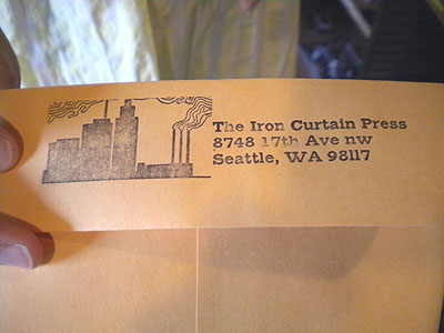 Iron Curtain Press