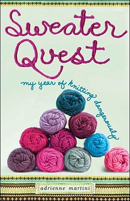 Sweater Quest book cover