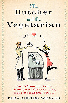 cover of The Butcher and the Vegetarian