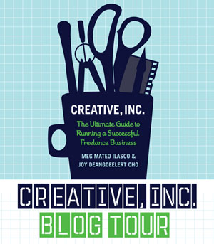 Creative, Inc. blog tour