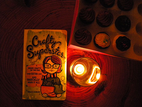 Crafty Superstar book