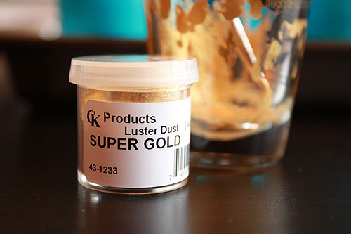 Super Gold Luster Dust