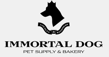 Immortal Dog logo