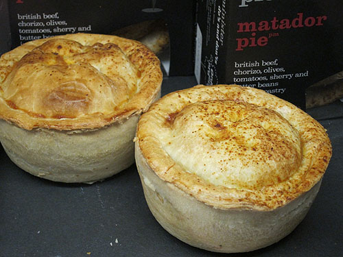 meat pies!