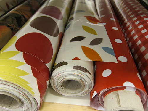 laminated interiors fabric at John Lewis