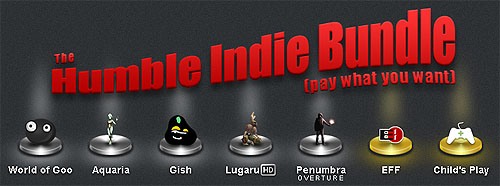 [Humble Indie Bundle logo]