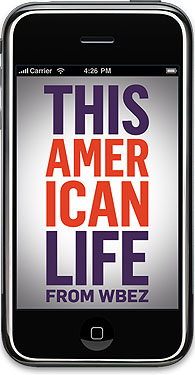 This American Life iPhone app