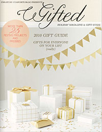 Gifted magazine cover