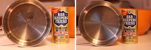 Genial Bar Keepers Friend Scrubbing Powder