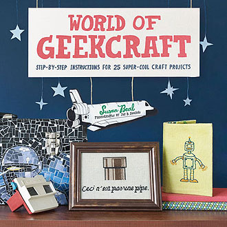 World of Geekcraft book cover