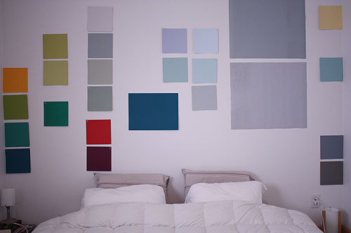 Calming Room Colors not martha — the calming bedroom makeover (a sponored post)