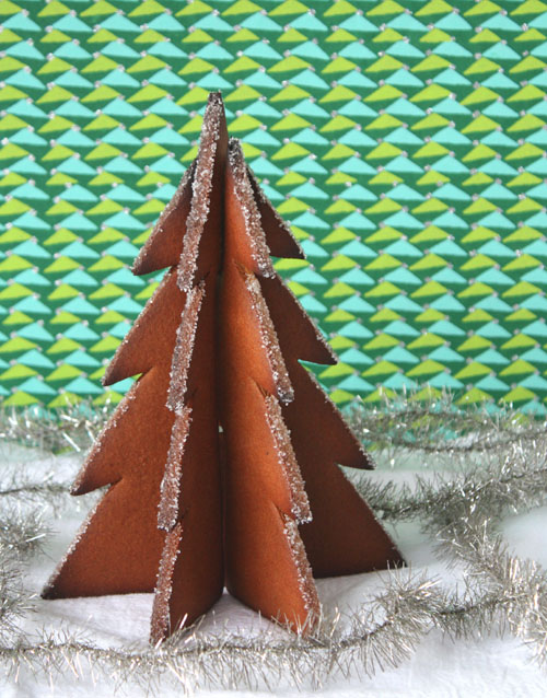 Not Martha 3d Christmas Tree Gingerbread Cookies An Update
