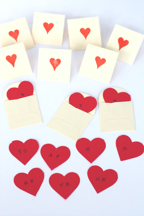 Not Martha Valentine S Day Treasure Hunt Three Ideas