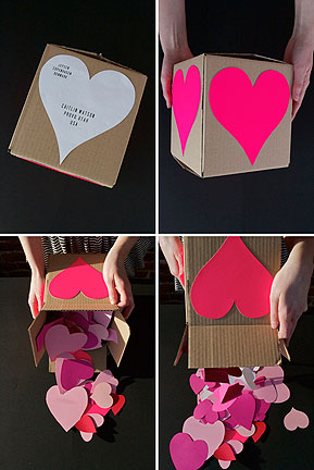not martha — ten clever diy ideas for valentine's day, Ideas