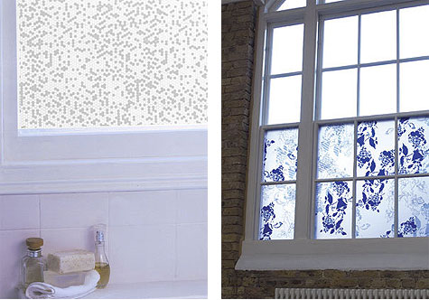 Window Films. Window Films   Design Sponge