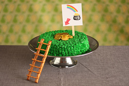 Leprechaun Trap Pictures Leprechaun Trap Cake