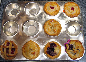 & not martha u2014 to make: tiny pies